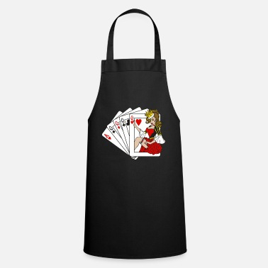Playing Card Cards / Playing Cards - Cooking Apron