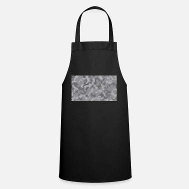 Camoflage Snow Camoflage Digitalized - Apron