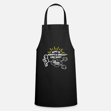 Birthday Greeting Birthday Girl Birthday Greetings Gift Farting - Apron