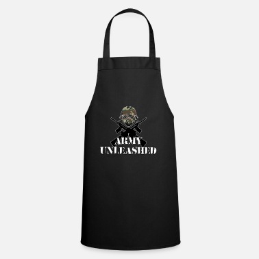 Army army - Cooking Apron