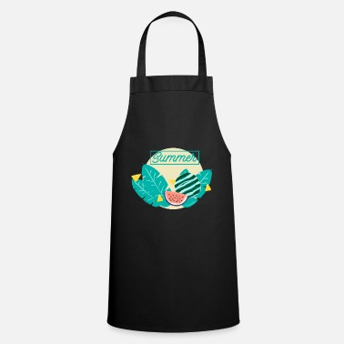 Tropical tropical - Tablier de cuisine