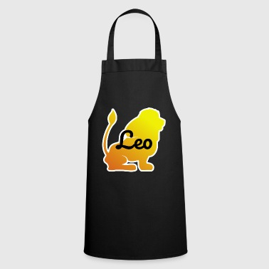 Zodiac Sign Leo - Cooking Apron