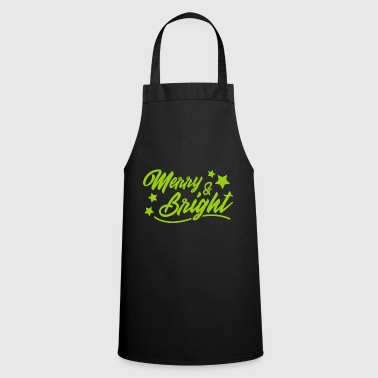Bright Merry and Bright - Cooking Apron