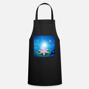 Blasen Wonderful lilie of water - Cooking Apron