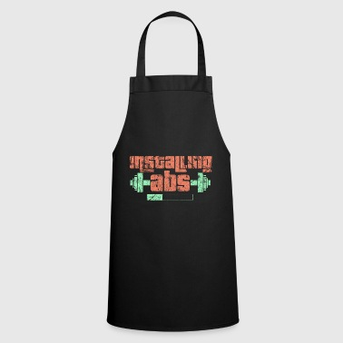 Fitness Sport Fitness Gift Idea - Cooking Apron