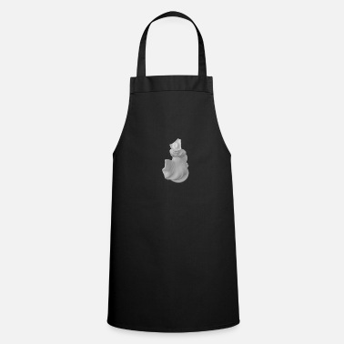 3d statue - Cooking Apron
