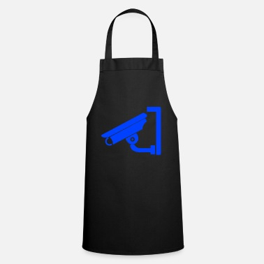 Security Service Security Camera - Apron