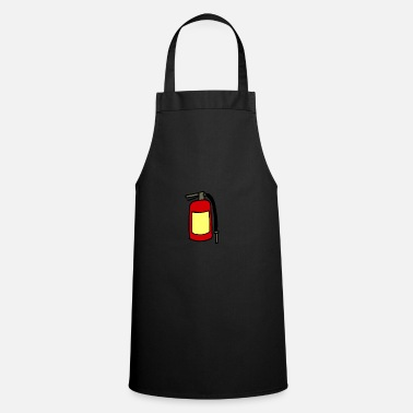 Fire Extinguisher Fire extinguisher - Apron