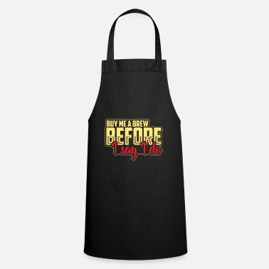 Start Party beer - Apron