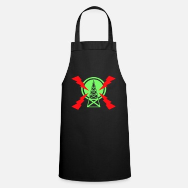 High Voltage high voltage - Cooking Apron