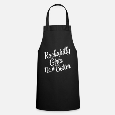 Rockabilly ROCKABILLY - Tablier