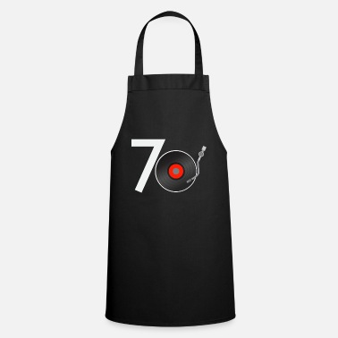 Seventy seventies music - Cooking Apron
