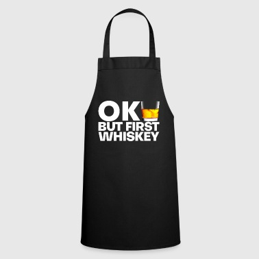 Whiskey whiskey - Cooking Apron
