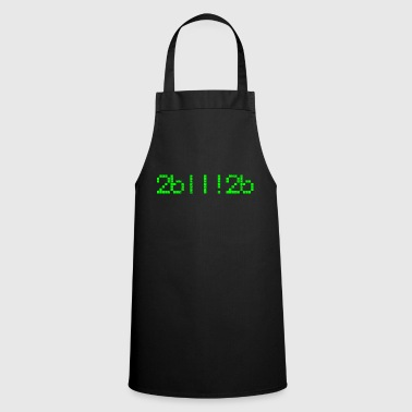Computer Science Network Programmer - Cooking Apron