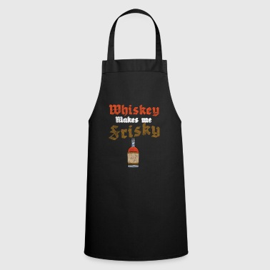 Whisky whisky - Tablier de cuisine