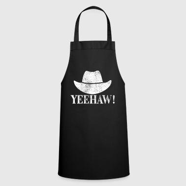 Cowboy Western riding - Cooking Apron