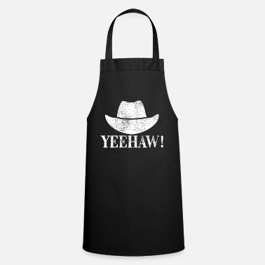Western Riding Cowboy Western riding - Cooking Apron