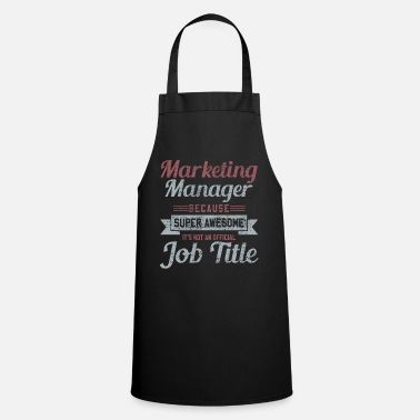 Brand Branding manager - Cooking Apron