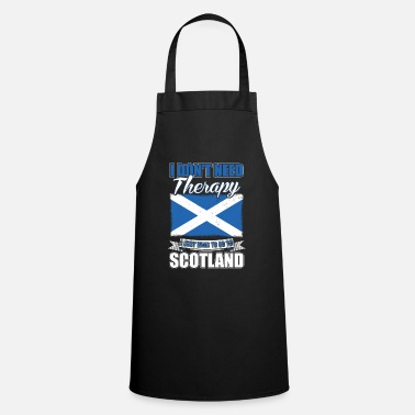 Scottish Scottish - Apron