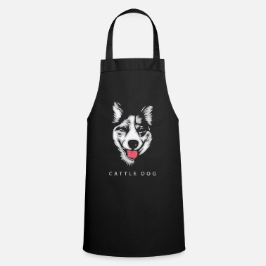 Cattle Cattle Dog - Cooking Apron