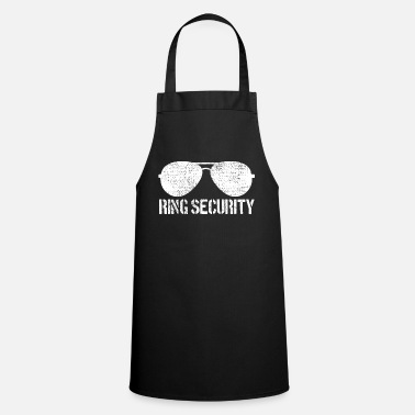 Security Service Wedding ring security service - Apron