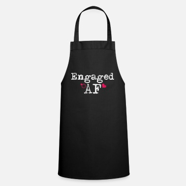 Engagement Engaged - Cooking Apron