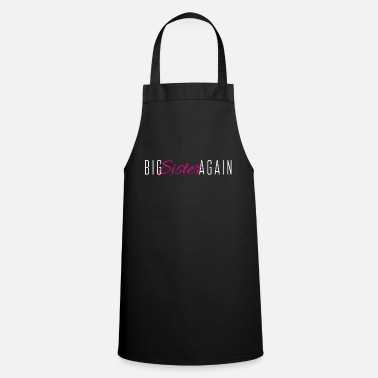 Big Big sister - Cooking Apron