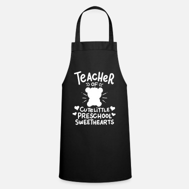 Preschool preschool teachers - Apron