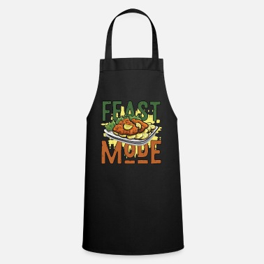 Feast Day Feast mode feast holiday - Apron