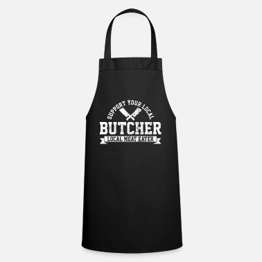 Local Butcher Local - Apron