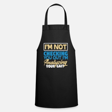Treatment Massage therapist treatment - Apron
