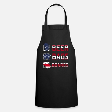 Cornhole Beer Bags Boards - Apron