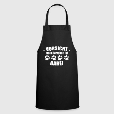 Master is there - Cooking Apron