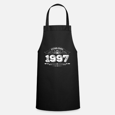 Established Established in 1997 - Apron