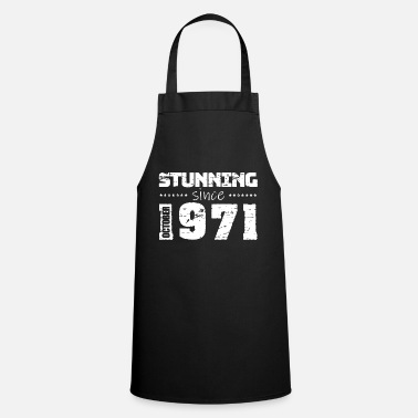 Group Stunning since October 1971 - Cooking Apron
