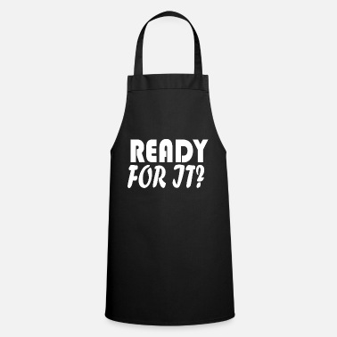 Racy ftd apparel women are you ready for it viking raci - Apron