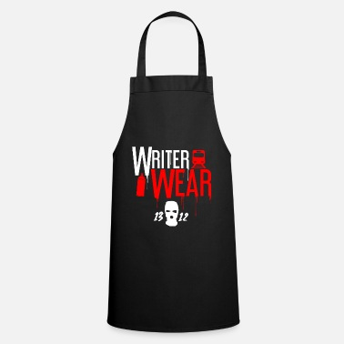 Wear Writer Wear - Schort