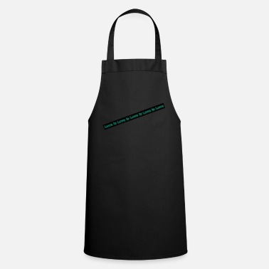 Lovely love is love is love - Cooking Apron
