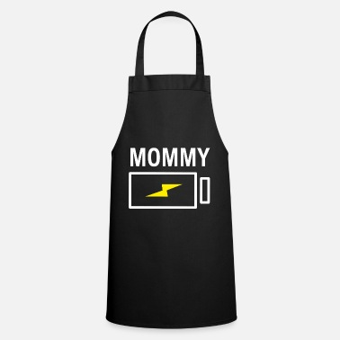 Daddy Cup Mother Mum Mother's Day Family Gift - Cooking Apron