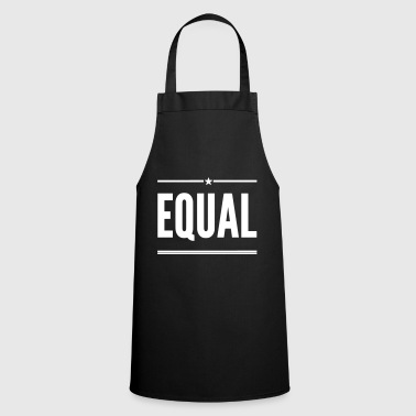 Equal - Cooking Apron