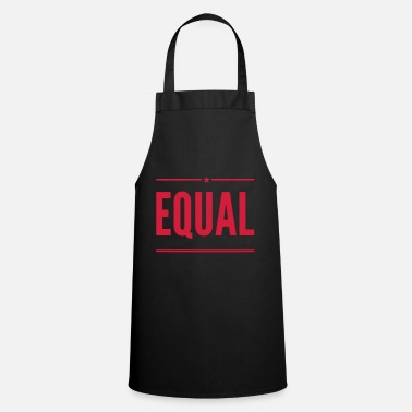 Equalizer Equal - Apron
