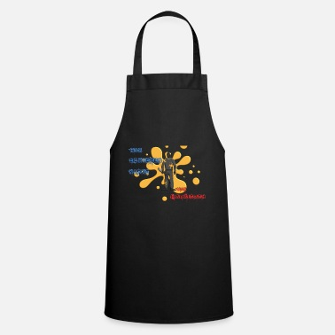 Mark Something Painball mark - Apron