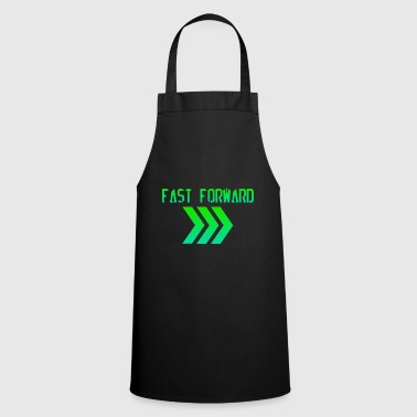 Fast Forward / Fast Forward / In the fast lane - Cooking Apron