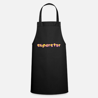 Superstar Superstar! - Grembiule