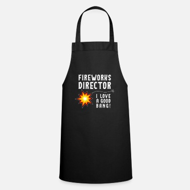 Remember Remember The 5th Of November Funny Fireworks Director Gift - Apron