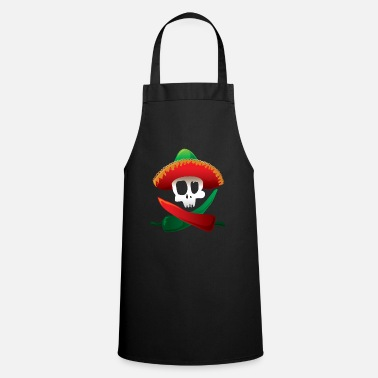Mexican Mexican food spicy - Cooking Apron