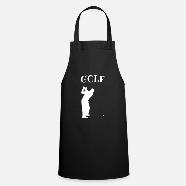 Golf Golfers Golf Golf Course Golfing - Cooking Apron