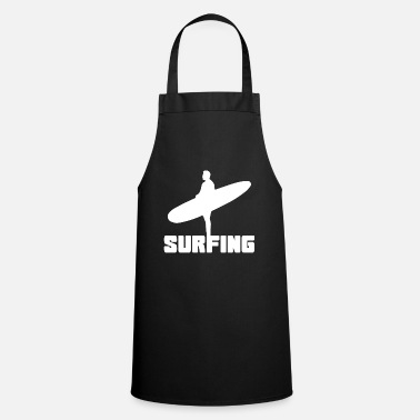 Popular Surfing Surfers Surfing Gift Beach - Cooking Apron