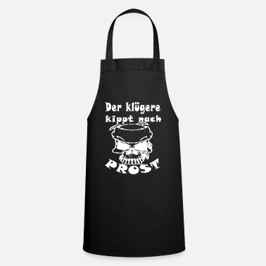 Witty Alcohol nachkippen witty - Apron