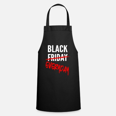 Malcolm-x Black Everyday - Cooking Apron